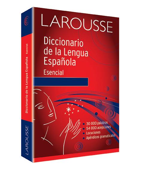 Dic. Esencial Lengua Española