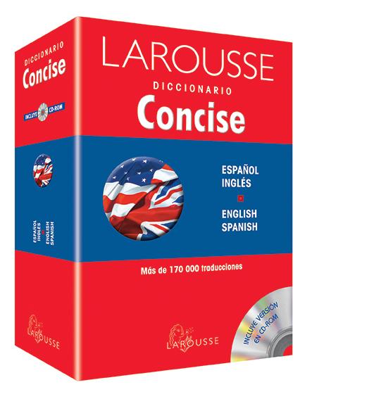 Diccionario Concise Español/Inglés – English/Spanish