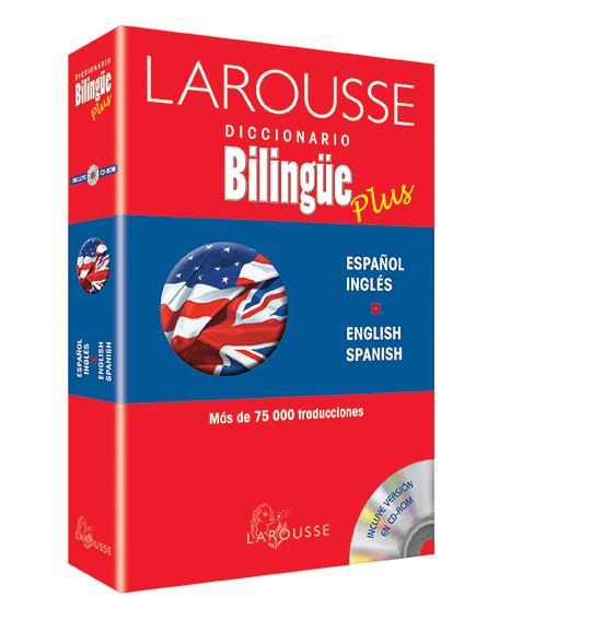 Diccionario Bilingüe Plus Español/Inglés – English/Spanish