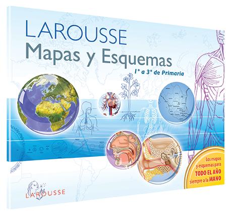 Mapas y Esquemas 1-3 Primaria