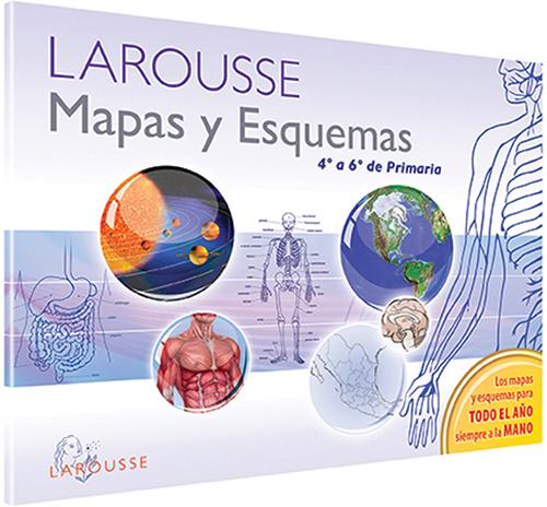 Mapas y Esquemas 4-6 Primaria