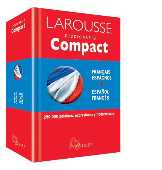 Diccionario Compact Español Francés