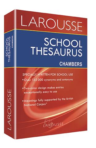 American Chambers School Thesaurus