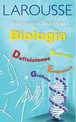 Diccionario Esencial de Biología