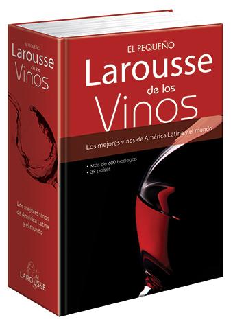 El pequeño Larousse de los vinos