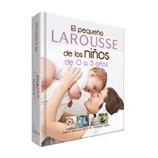 Peq Larousse Niños 0 a 3 Años