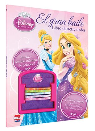 Disney Princesas. El gran baile