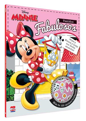 Disney Minnie Vestidos Fabulosos