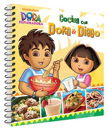Cocina con Dora