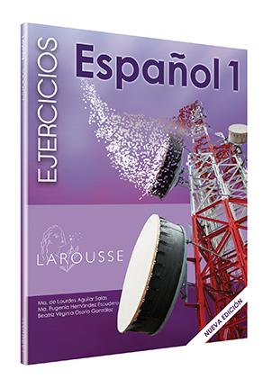 Cuadernos de ejercicios Español 1