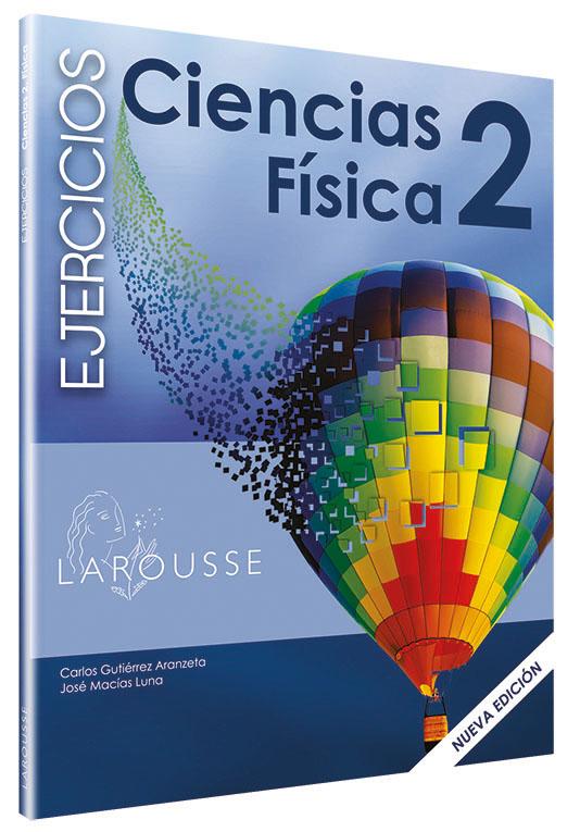 Cuadernos de ejercicios Ciencias 2. Física