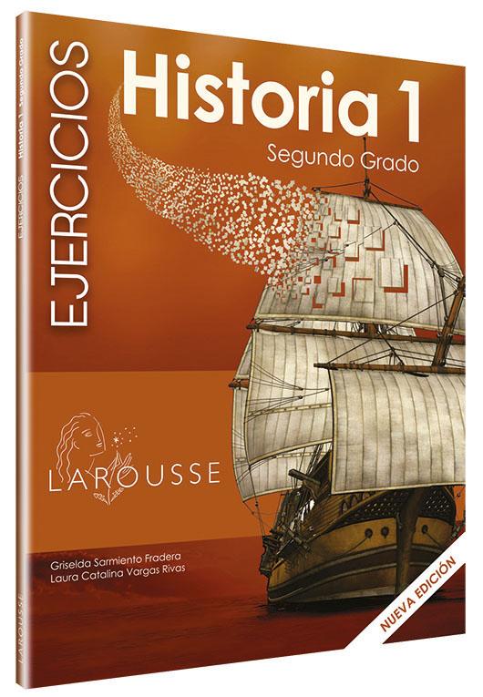 Cuadernos de ejercicios Historia 1. Segundo grado