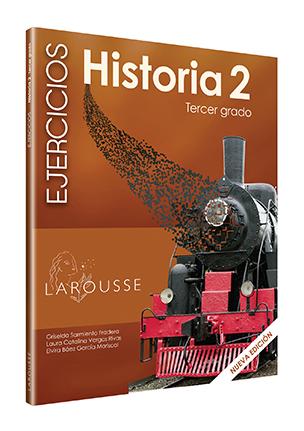 Cuadernos de ejercicios Historia 2. Tercer grado