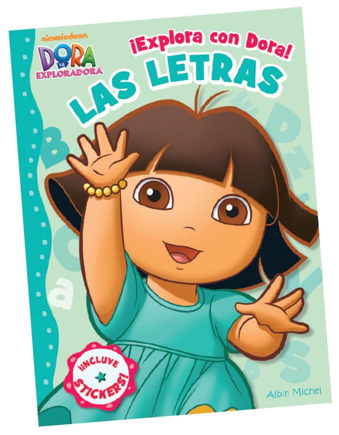 ¡Explora con Dora! Las letras