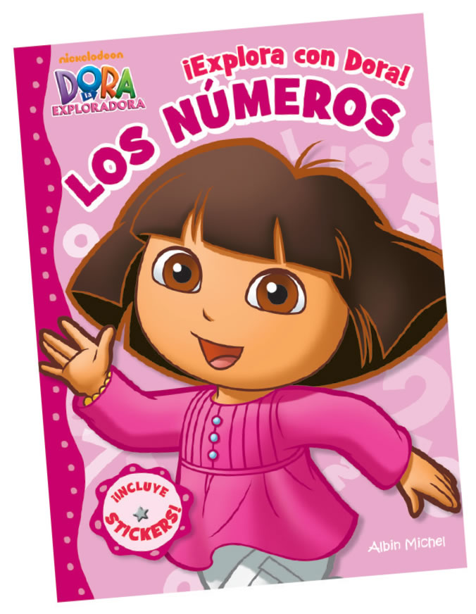 ¡Explora con Dora! Los números