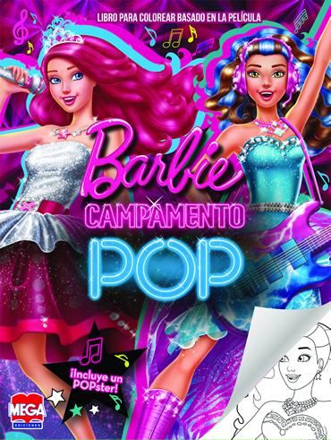 Barbie Camp Pop 1 l Larousse