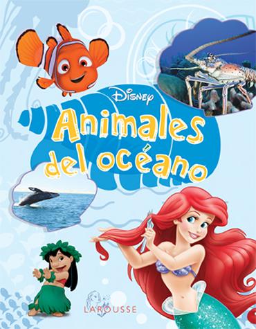 Aprende con Disney. Animales del océano