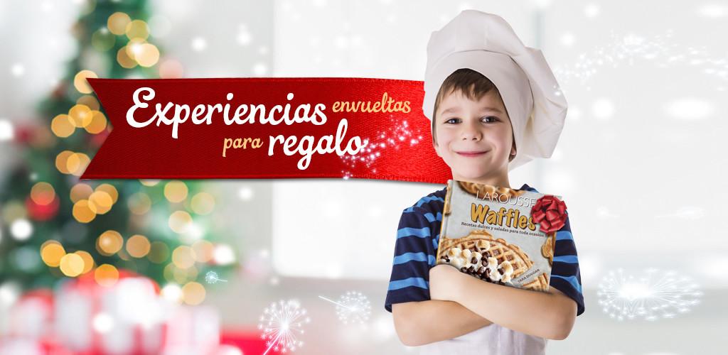 slide navideño l Waffles l Larousse