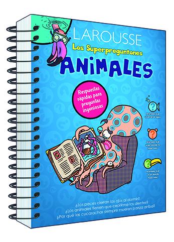 Los Superpreguntones. Animales