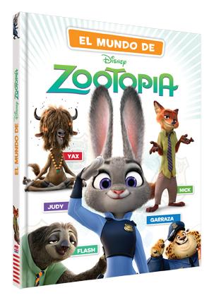 El mundo de Zootopia