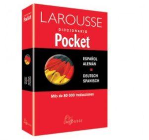 Diccionario Pocket Español/Alemán – Deutsch/Spanisch