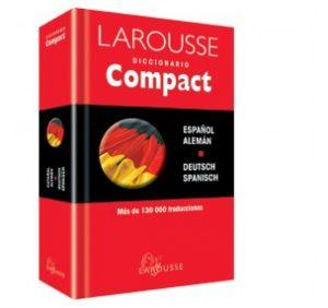 Diccionario Compact Español/Alemán – Deutsch/Spanisch