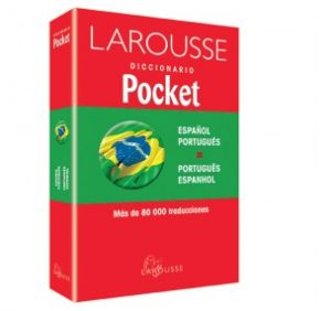Diccionario Pocket Español/Portugués – Português/Espanhol