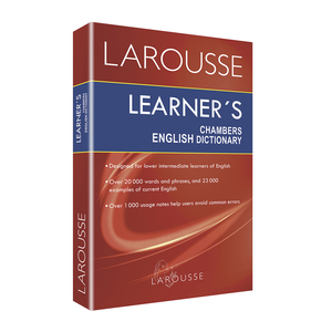 Learners Chambers English Dict