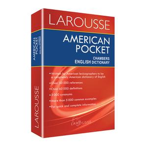 American Chambers English Dict