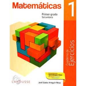 Cuadernos de ejercicios Matemáticas 1