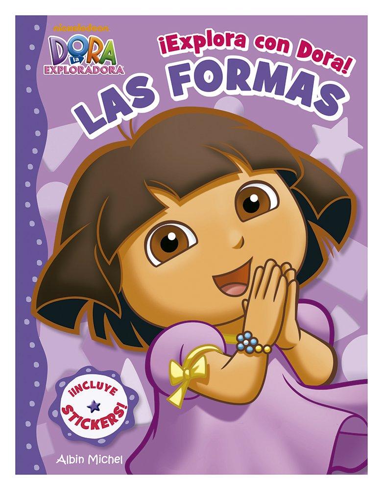 ¡Explora con Dora! Las Formas
