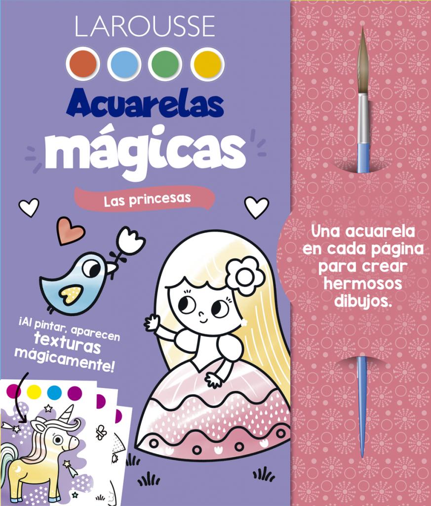 Acuarelas mágicas: Las princesas