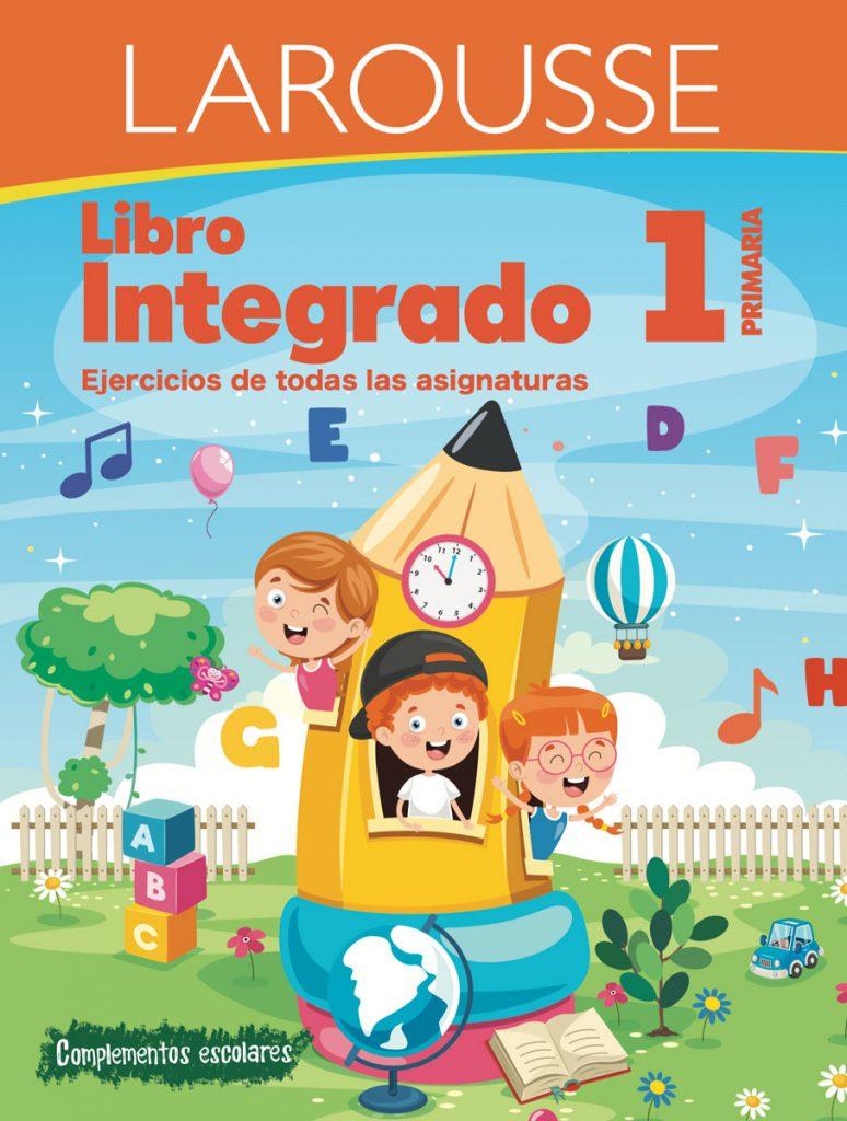 Colección integrados: Libro integrado 1° primaria