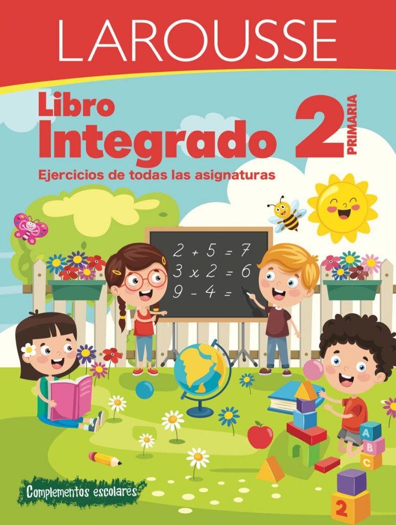 Colección integrados: Libro integrado 2° primaria