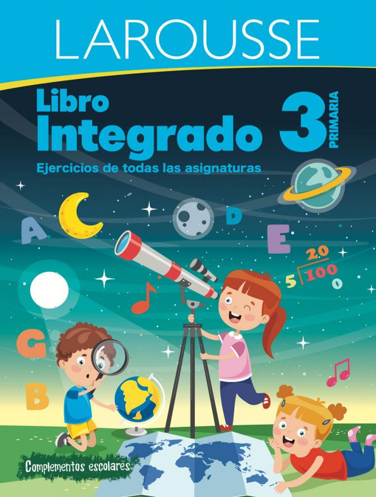 Colección integrados: Libro integrado 3° primaria