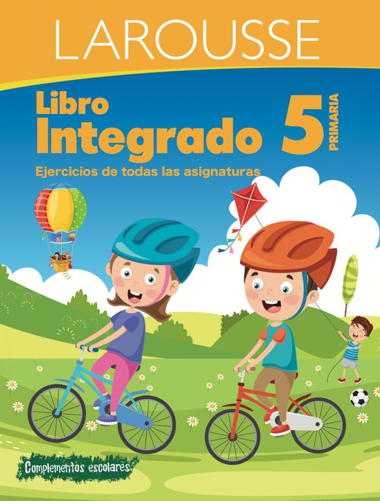 Colección integrados: Libro integrado 4° primaria