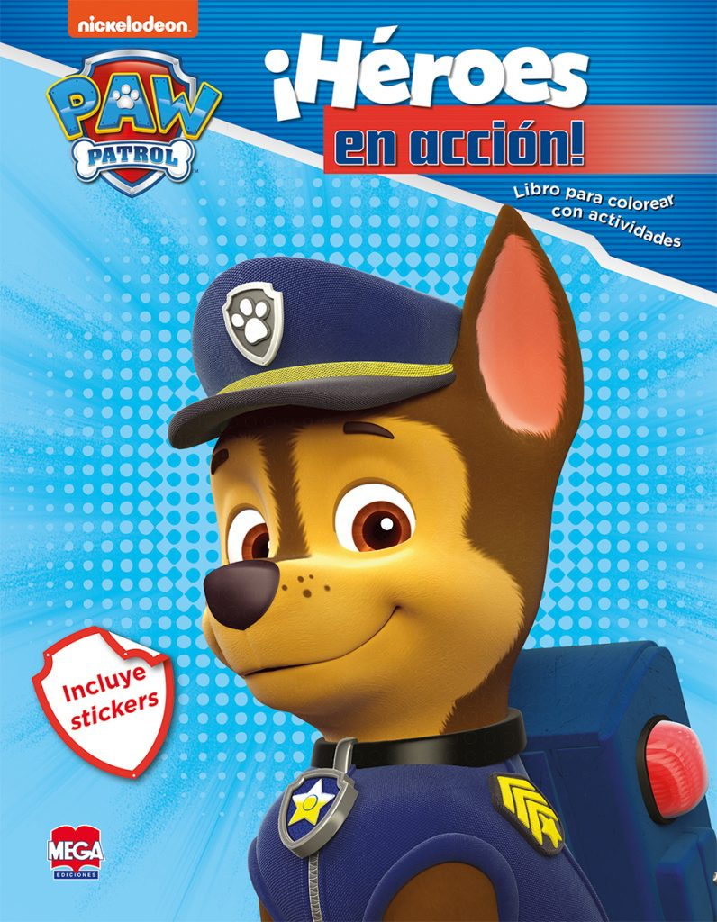 Paw Patrol ¡Héroes en acción!
