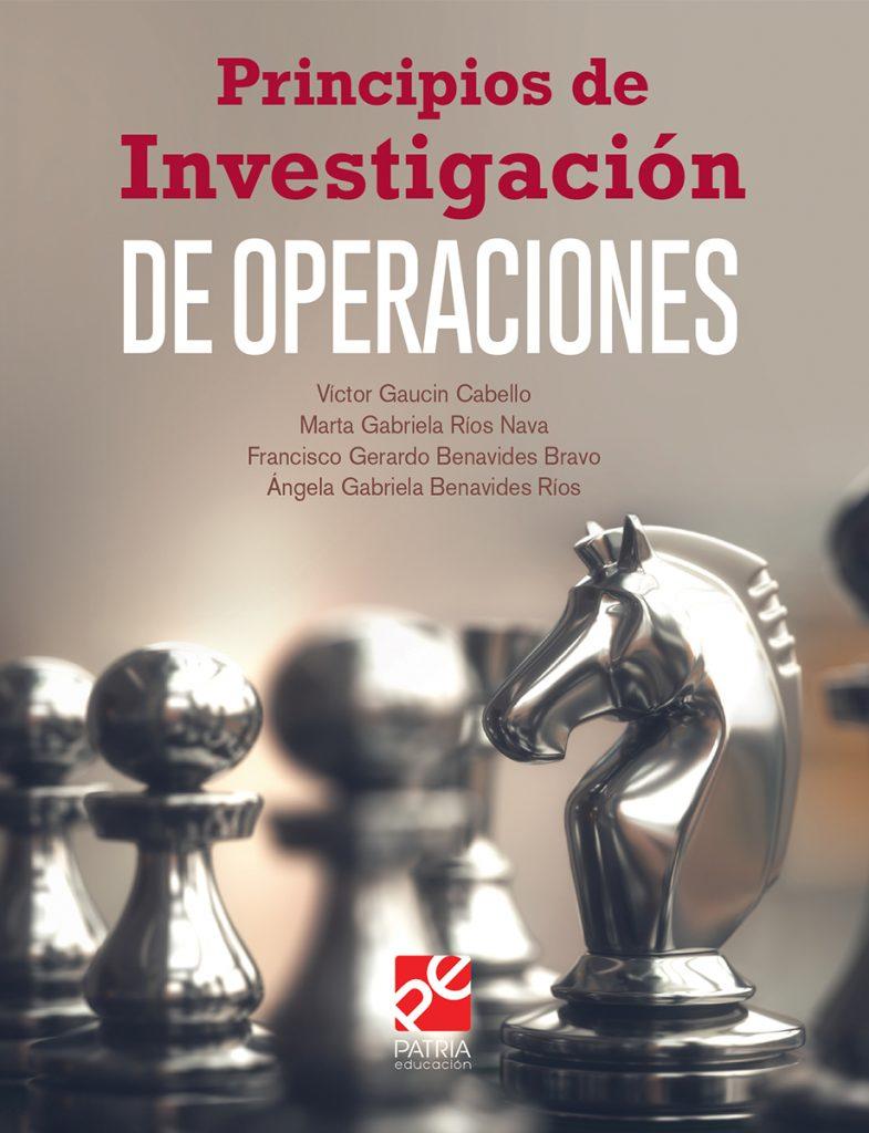 Principios de Investigación de Operaciones