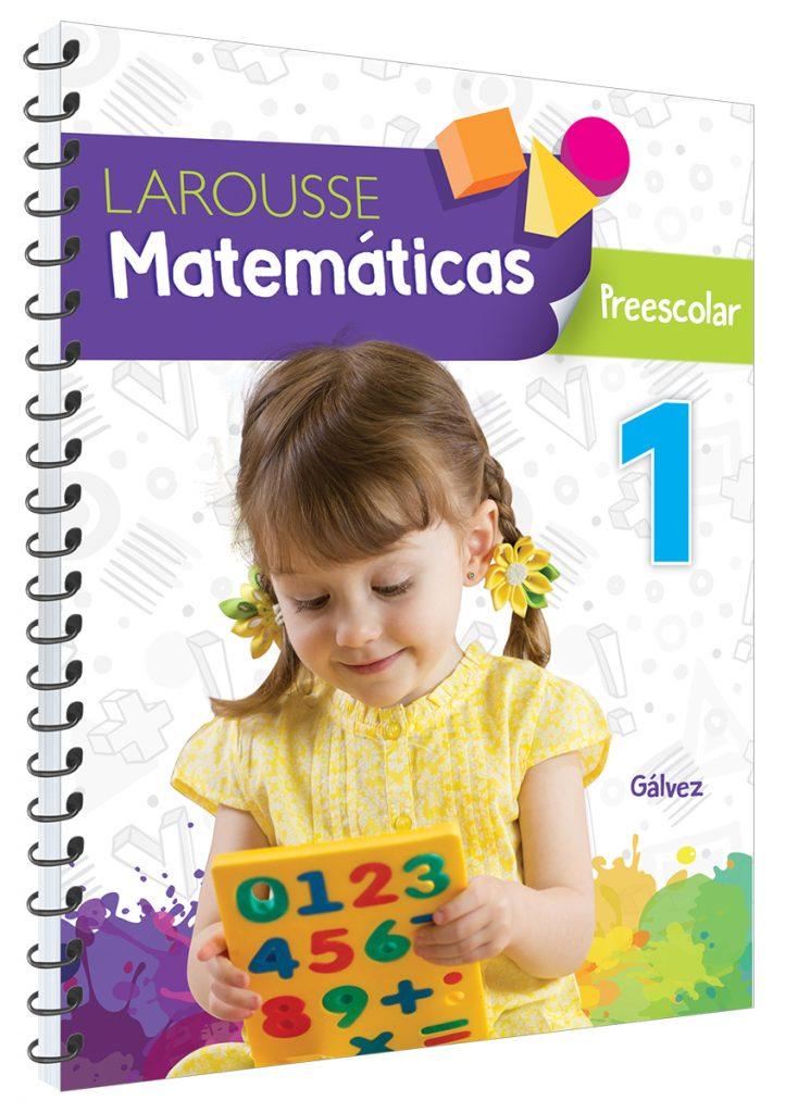 Matemáticas Preescolar 1 Gálvez