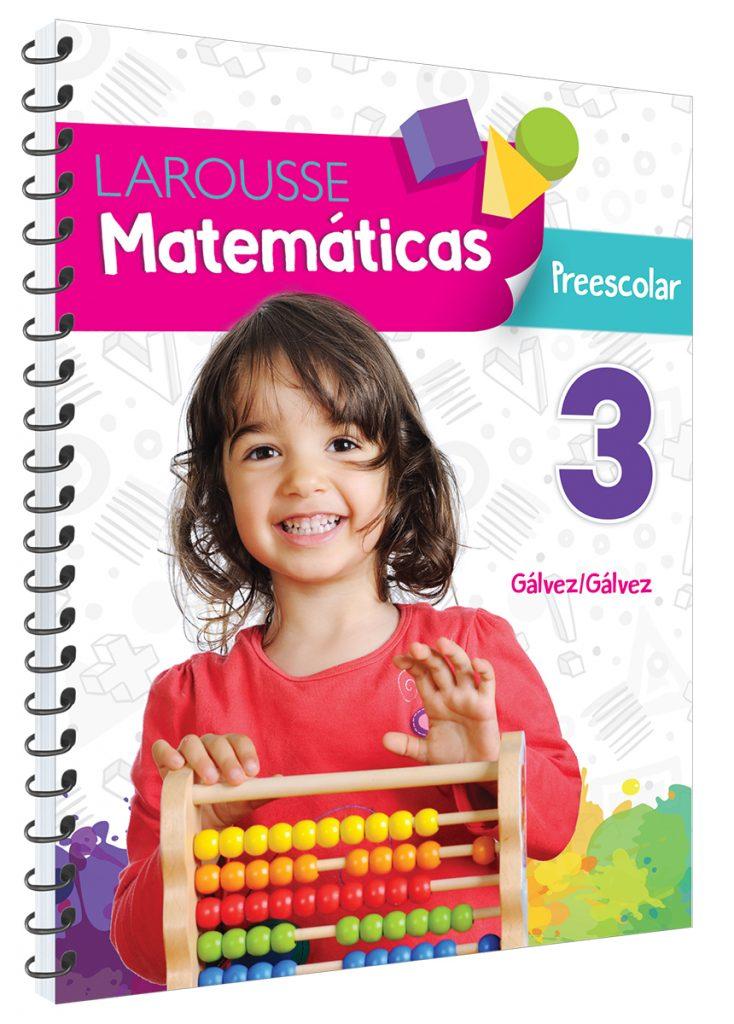 Matemáticas Preescolar 3  Gálvez