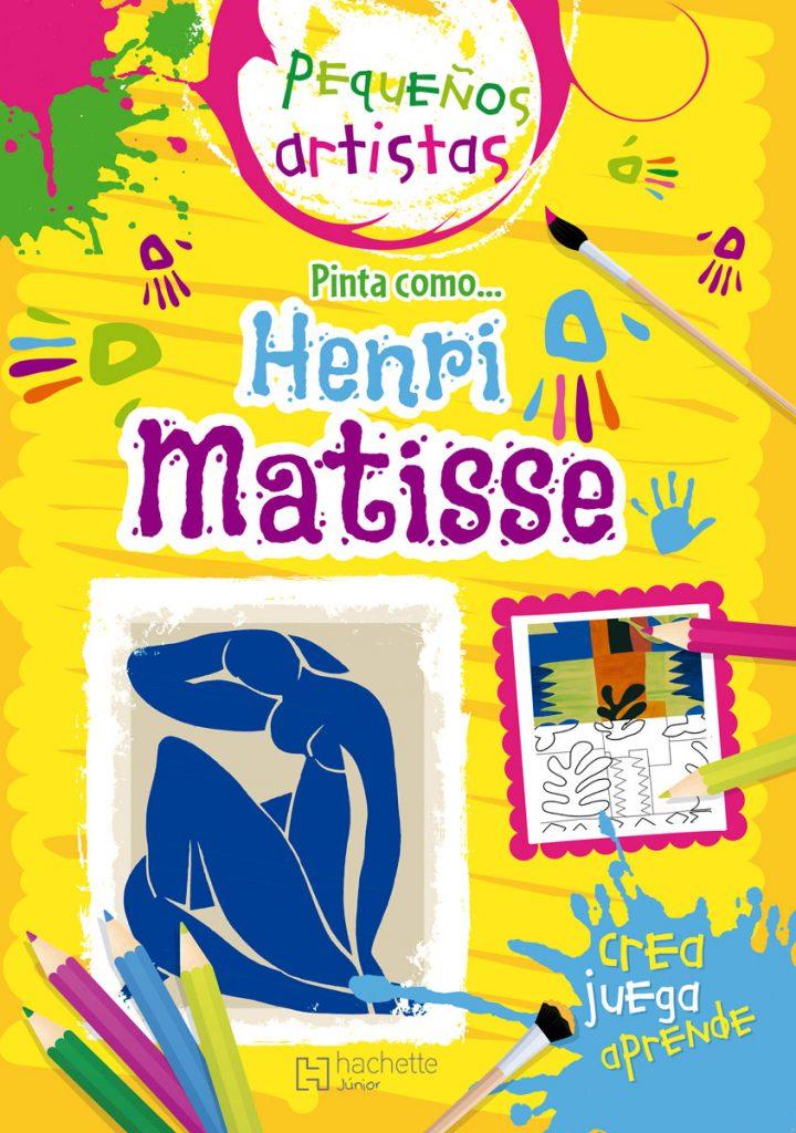 Pequeños artistas. Pinta como Matisse