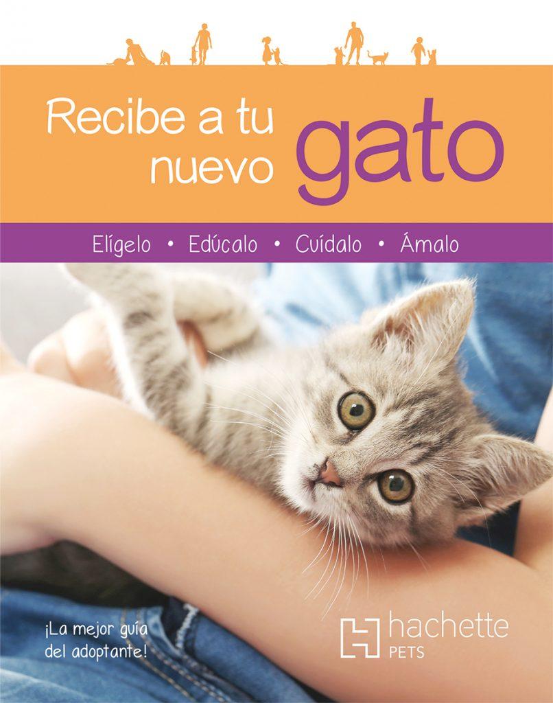 Recibe a tu nuevo gato