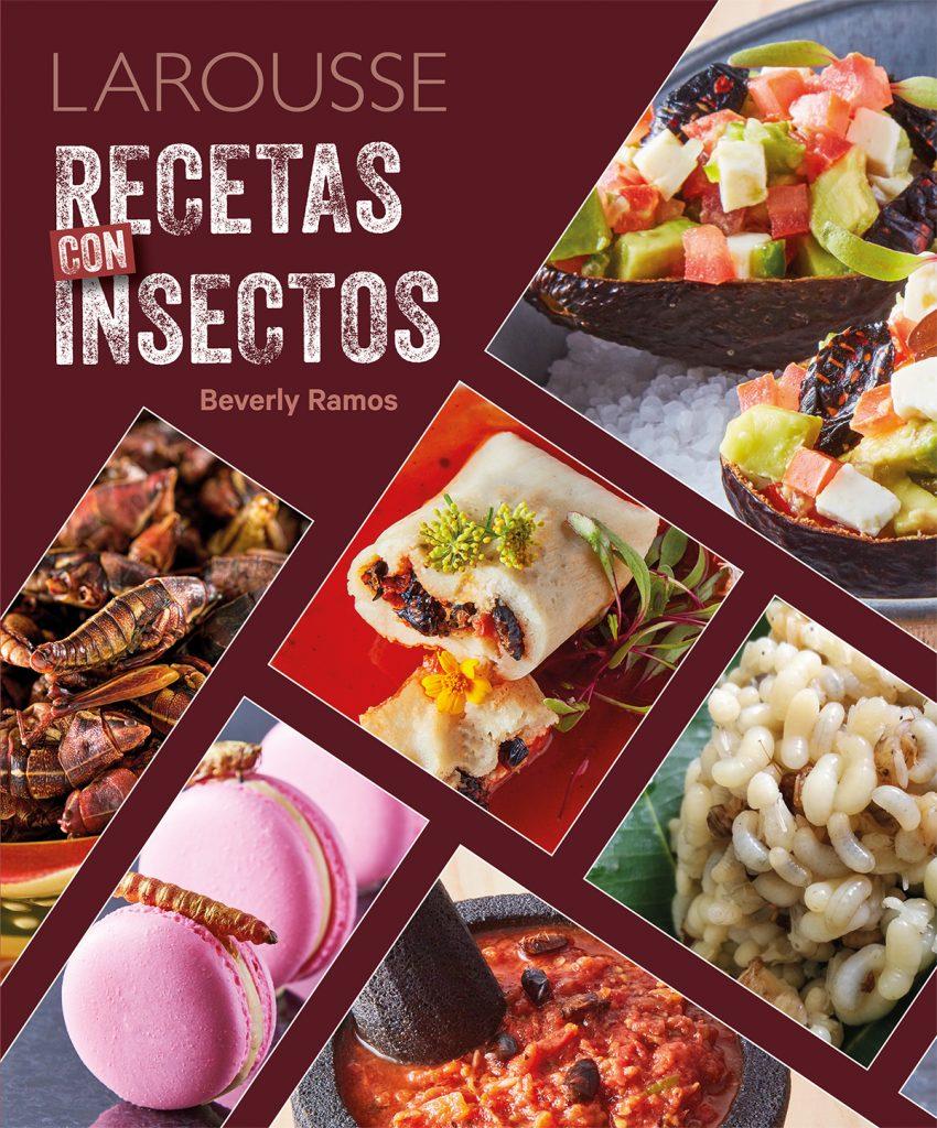 Cocina con insectos