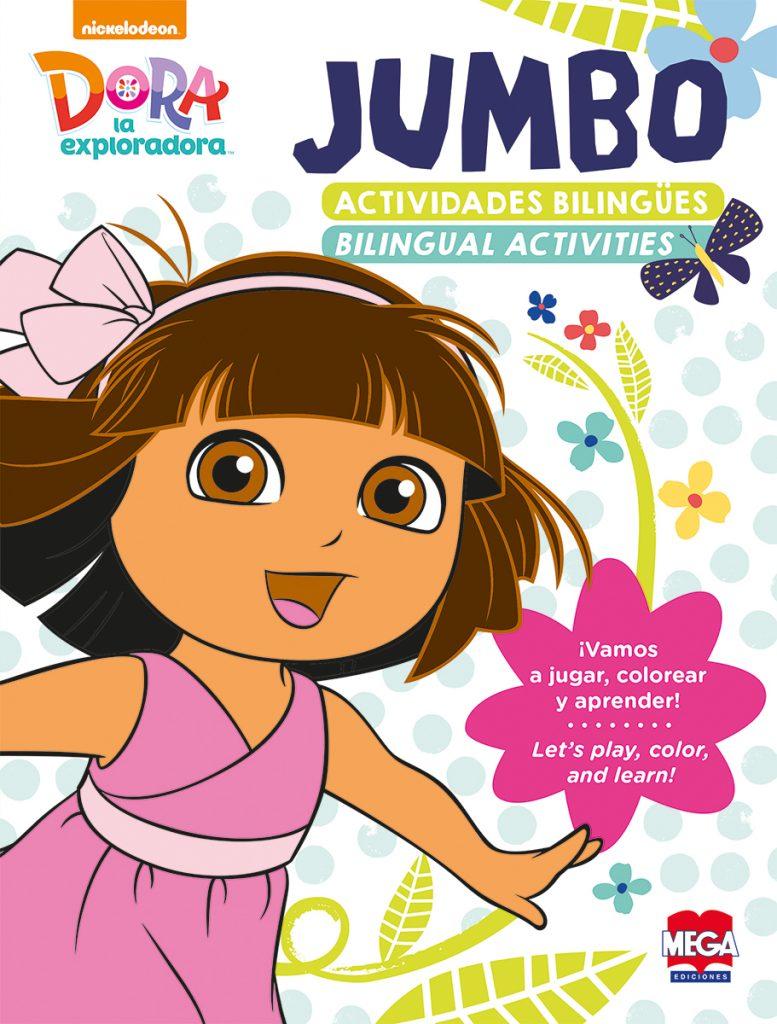 Jumbo Dora la exploradora Nueva temporada