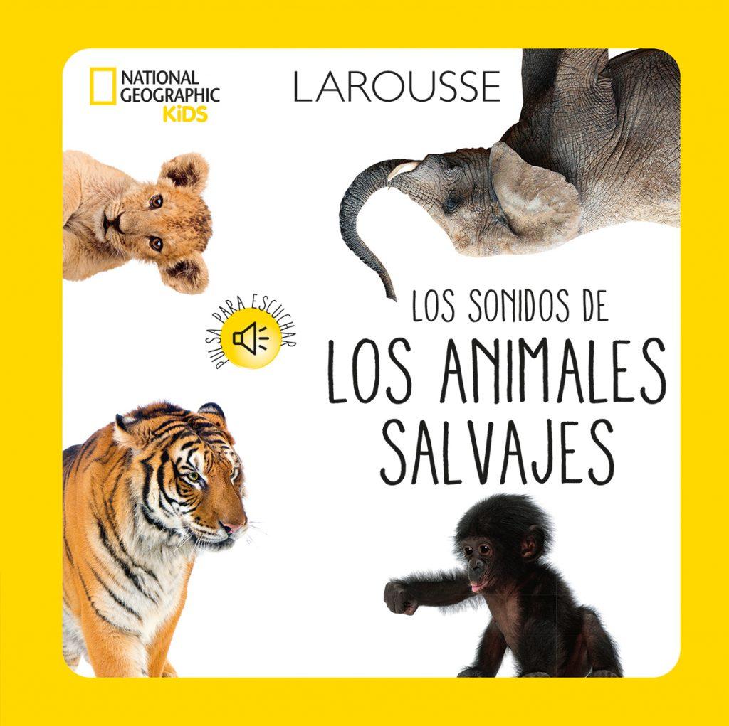 Los sonidos de los animales salvajes – National Geographic Kids